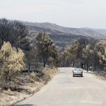 Incendio de Andilla, montes de Andilla y Alcublas